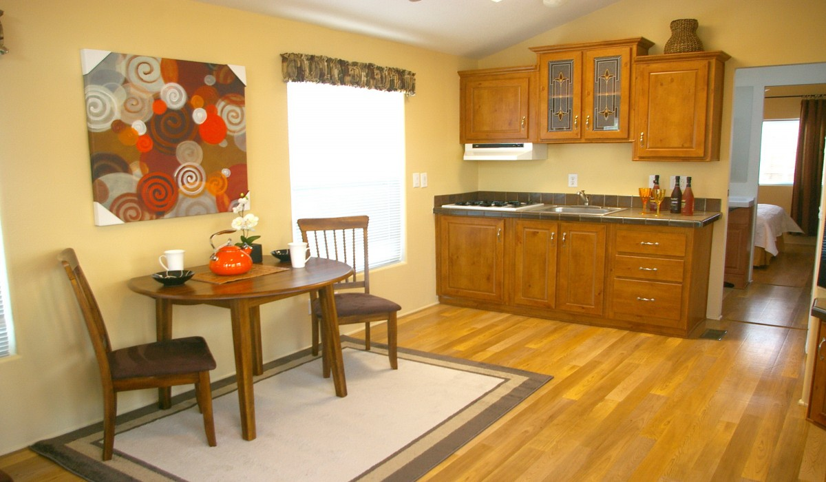 Arden Acres - Dining is made easy with our living spaces