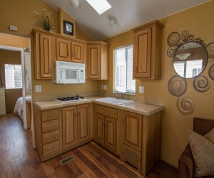Arden Acres - Full kitchens have cabinets and storage perfect for stays