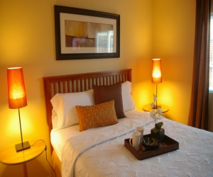 Arden Acres - Bedrooms with comfortable bedding